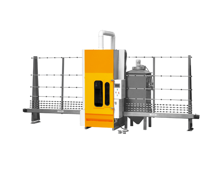 Glass Sandblasting Machine 1
