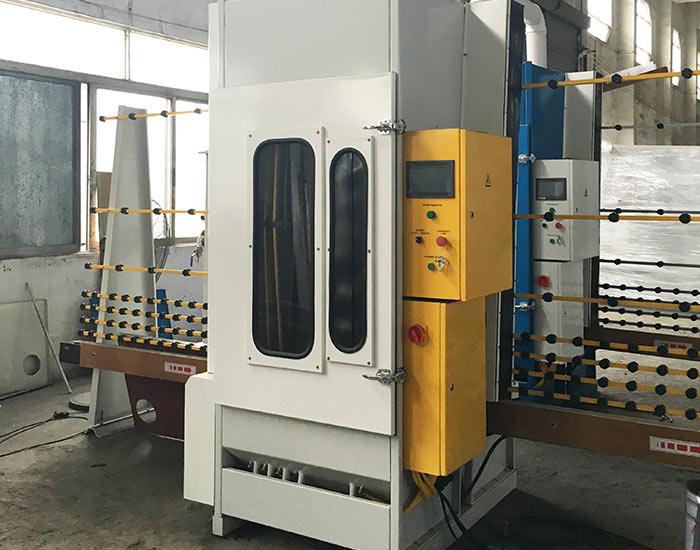 Glass Sandblasting Machine 2